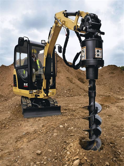 mini excavators compact equipment