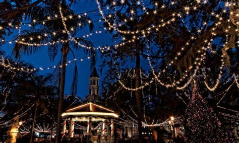 festival of lights florida ultimate survival guide to st augustine nights of lights