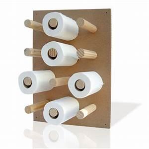 Derouleur Papier Wc Bois : d rouleurs de papier toilette design d co wc c t maison ~ Dailycaller-alerts.com Idées de Décoration