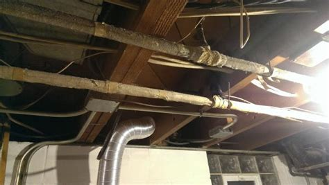 asbestos pipe insulation doityourselfcom community forums