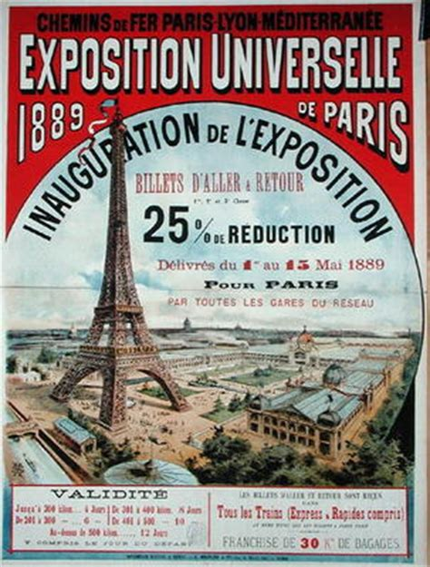 poster advertising reduced price train  french school
