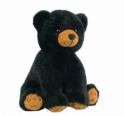 Bear Stuffed Hand Inch Nature Animals Blackbear