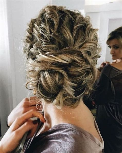 Updo Hairstyles For Curly Hair by Untamed Tresses Naturally Curly Wedding Hairstyles