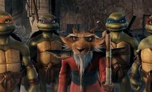 Catch a glimpse of Master Splinter in this new TMNT TV ...