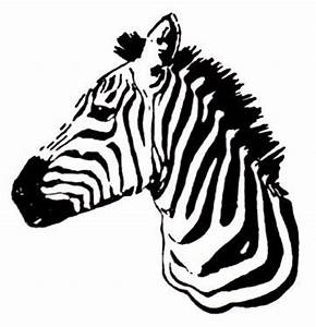 Zebra silhouette - Google Search | kiiltokuvat | Pinterest ...