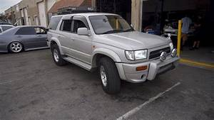 Jdm Rhd 3 0l Turbo Diesel 4cyl 4x4 Toyota Hilux Surf For