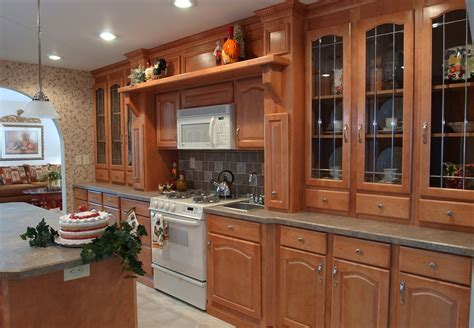 Pine Grove Homes ? Hearth Wall   Galley
