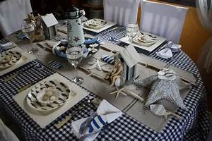Une Jolie Table BLEU MARINE By Lafourmi81 15 DIY And