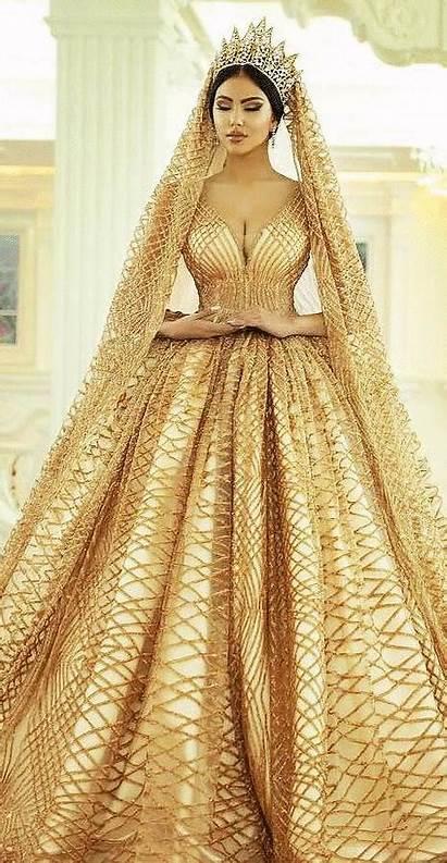 Dresses Queen Gowns Gold Ball Imgur Merita