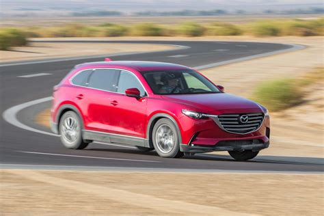 2016 Mazda Cx 9 Review And Rating Motor Trend 2016 Mazda