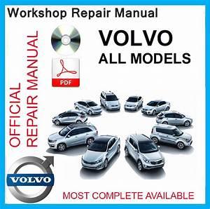 Volvo S40 S60 Xc70 V90 C70 Workshop Service Manual 1992
