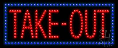 Sign Take Led Animated Neon Signs Business