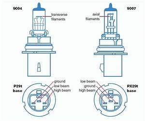 Sport Headlight Conversion  Hi-beam Issue