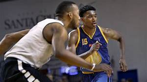 Life in the G League: Damian Jones works to break through ...