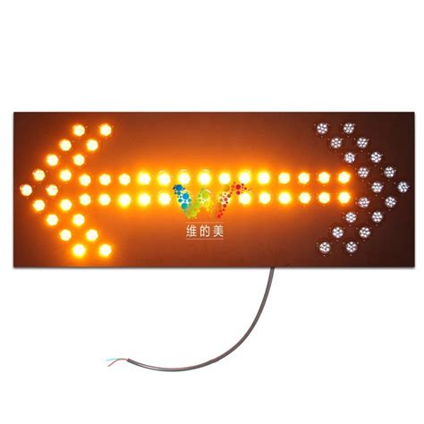 High Quality Truck Mounted Traffic Signs Led Arrow Board