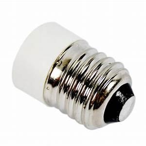 Led Birnen E 14 : 10 stecker auf e27 e14 buchse base led licht lampe birnen adapter konverter gy ebay ~ Markanthonyermac.com Haus und Dekorationen
