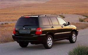 2001 Toyota Highlander - Information And Photos