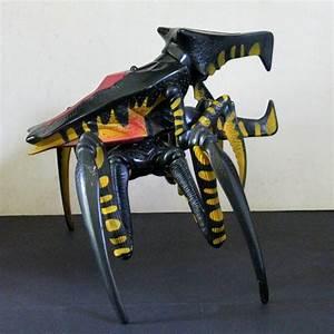 Starship Troopers - Galoob - Warrior Bug - 1997 - Warrior ...