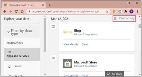 How to View and Clear Bing Search History? Here Is a Guide
