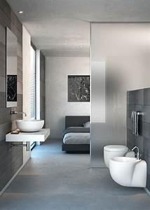 35 salles de bains modernes avec accessoires shopping With salle de bain moderne design