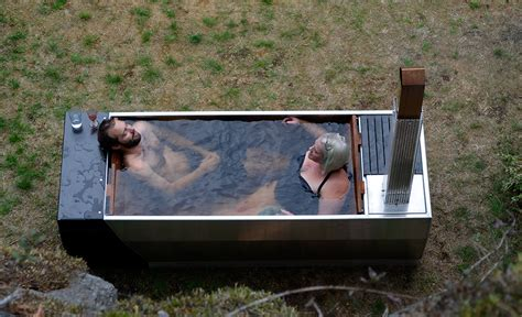 Outdoor Tub by Soak A Different Of Outdoor Tub Adorable Home