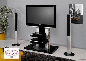 Meuble Cache Tv : meuble tv mural avec cache cable sammlung ~ Premium-room.com Idées de Décoration