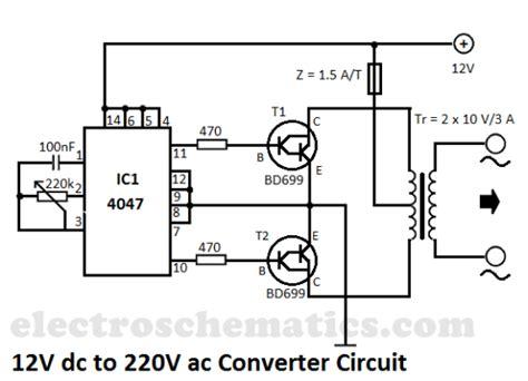 Converter Circuit Diagram World