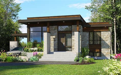 plan pd compact modern house plan small modern home modern house plans house plans