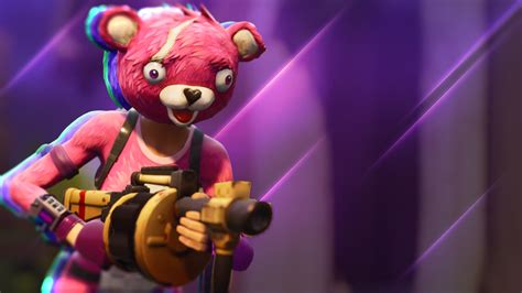 I Made This Background Of The Cuddle Team Leader! (1920x1080)