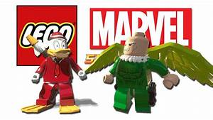 LEGO: Marvel Super Heroes - Vulture & Howard the Duck ...