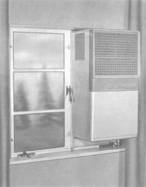 vintage room air conditioners chrysler airtemp casement window air