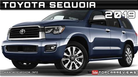 toyota sequoia review rendered price specs release