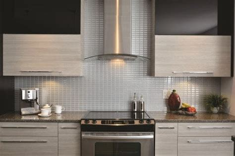 Adhesive Wall Tiles Backsplash : Peel And Stick Backsplash! Kitchen + Bathroom Wall