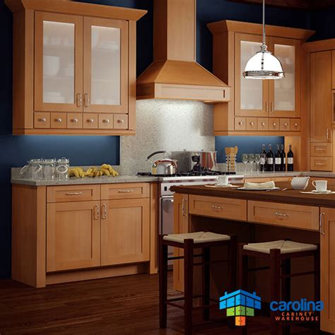 wood kitchen cabinets gold shaker cabinets  rta