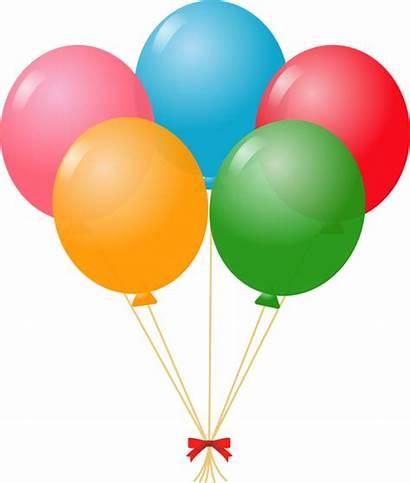 Balloon Clipart Birthday Party Balloons Baloes Cliparts