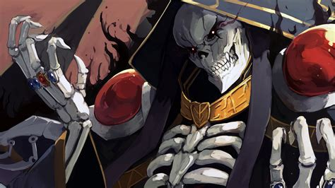 overlord ainz ooal gown 4k 7807