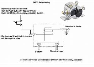 Wiring Diagram Battery Relay