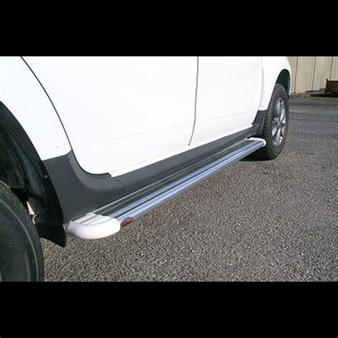 pedane in alluminio pathfinder pedana alluminio s50 white