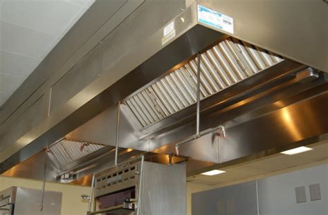 commercial kitchen exhaust cleaning