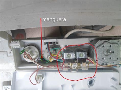 no carga el lavarropas drean family 086a yoreparo