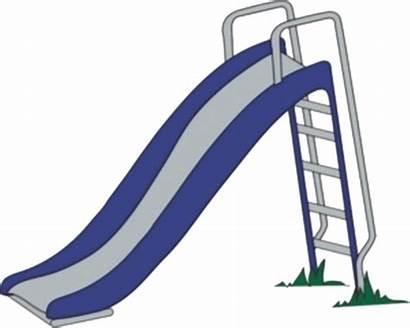 Slide Fiber Slides Playground Swings Single Industry