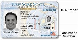 Sample photo documents new york state dmv for Documents for drivers license