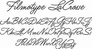 10 Pretty Writing Fonts Images - Beautiful Script Fonts ...