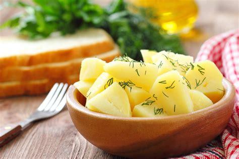 Ricetta Patate lesse: ricetta passo passo   Agrodolce