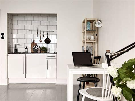 Tiny Scandinavian Studio Loft by Small Studio Apartment Studio Loft Apartment