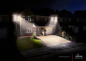 Marshalls print advert by gyro floodlights ads of the