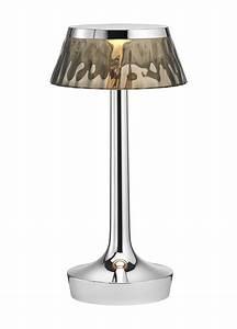Lampe Anschließen 2 Kabel Ohne Farbe : bon jour unplugged led mit micro usb ladekabel flos lampe ohne kabel ~ Orissabook.com Haus und Dekorationen