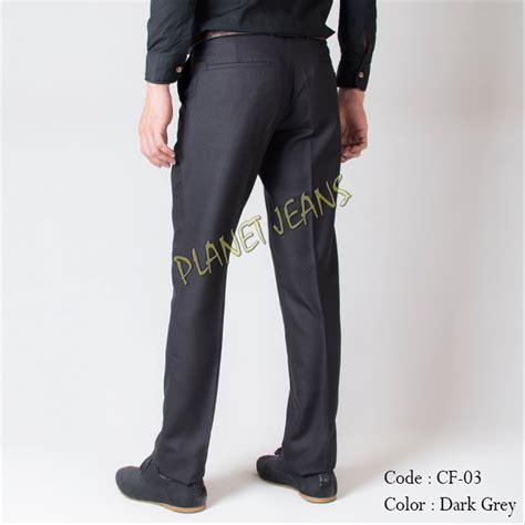 Celana Bahan Kain Slimfit jual celana pria bahan kain model slimfit untuk kerja