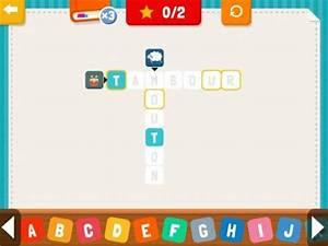 Pro Des Mots 318 : appli enfant sur ipad et iphone des mots crois s pour l 39 apprentissage de l 39 orthographe ~ Gottalentnigeria.com Avis de Voitures