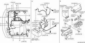 2002 Nissan Xterra Fuse Box Diagram